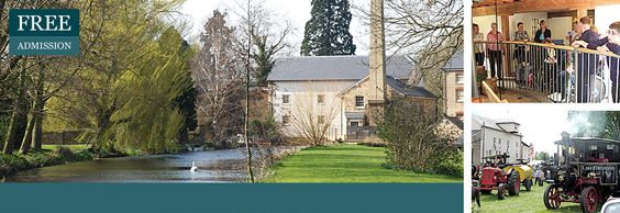 Stotfold Bedfordshire Watermill & nature reserve- free admission