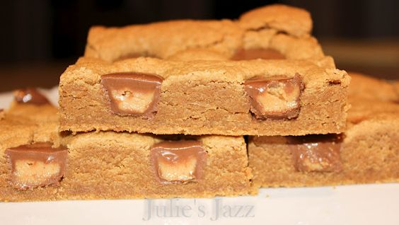 Doubble PB Peanut Butter Cup Bars