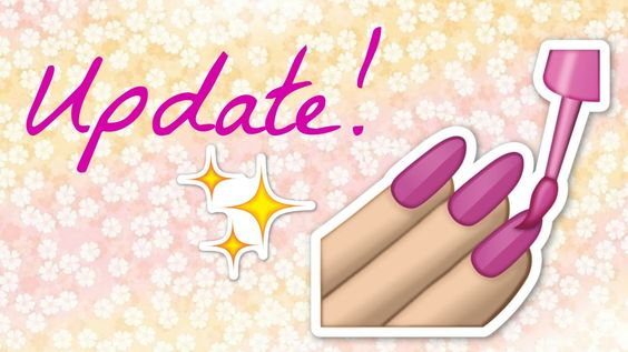 An update! | cutepolish