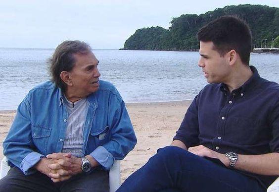 Humorista conversou com Luiz Bacci sobre sua atual situação