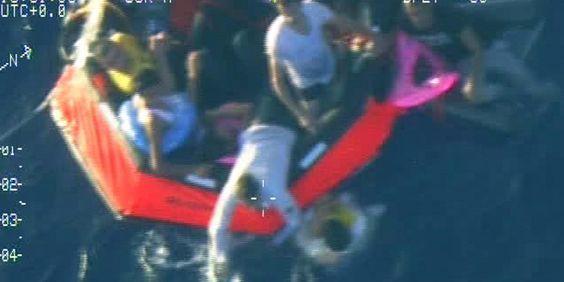 Lampedusaflüchtlinge