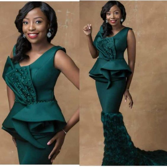 Hotest ASO EBI Styles For Classy Weddings