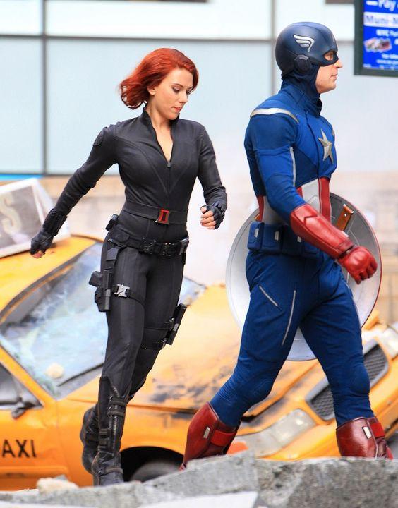 Blog de Cómics.: Scarlett Johansson es La Viuda Negra