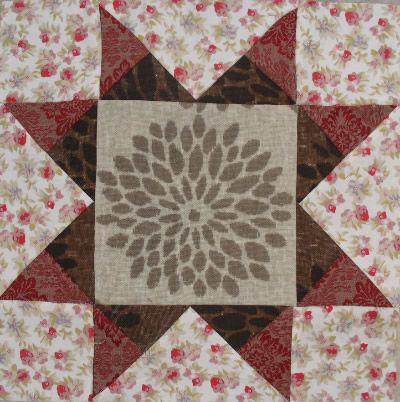 machwerk: star quilt along