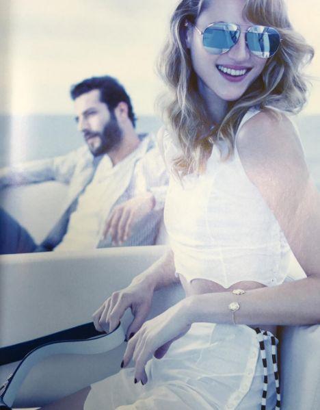 Que tal um Dior Split para esse #domingo ?  #oticaswanny #diorsplit #ootd #lookwhite