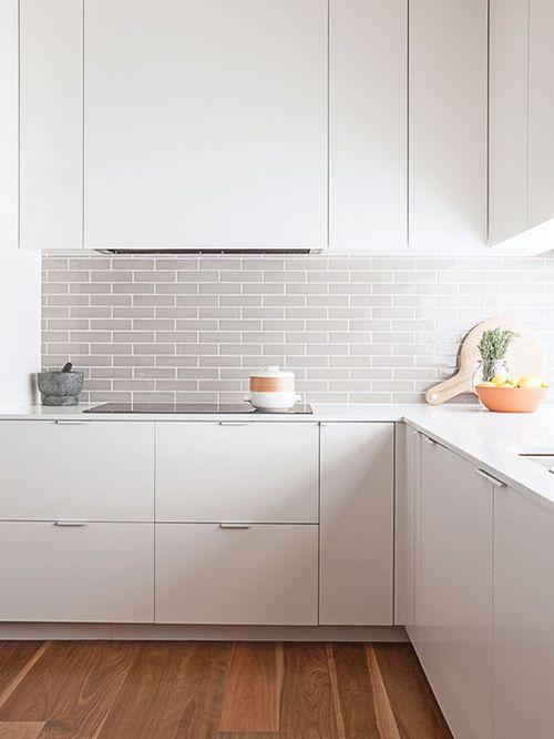 Cómo Decorar Un Piso Para Alquilar En 7 Pasos Decoración De Cocina Moderna Decoración De Cocina Cocinas Blancas Modernas