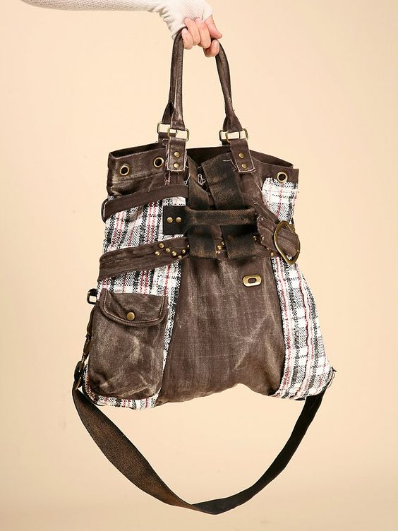 We The Free Train Hopper Satchel at Free People Clothing Boutique