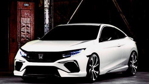 2020 Honda Civic Redesign Release Date Honda Civic Hatchback Honda Civic Honda Ridgeline