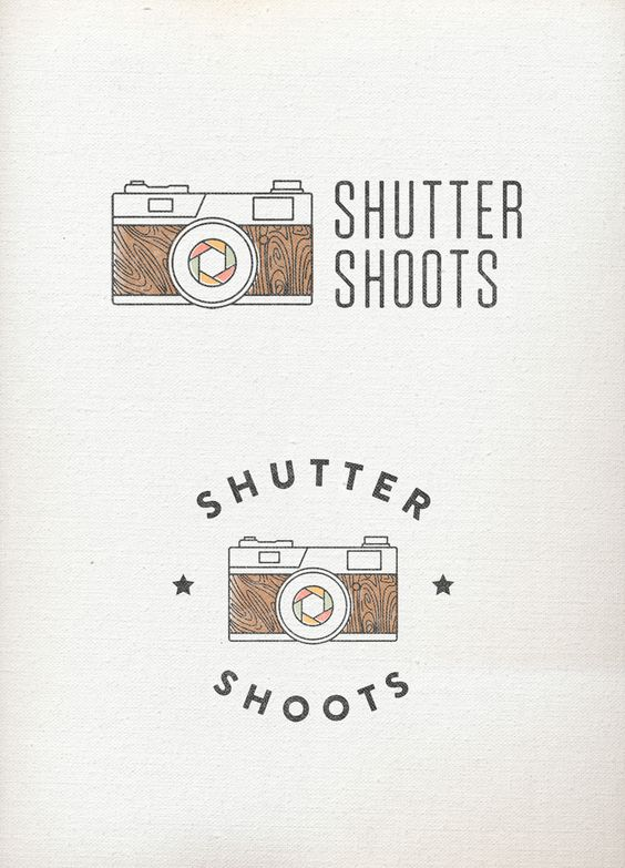 October 2012: Shutter Shoots logo by Design Press