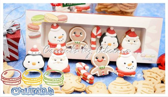 Crumbs' 2013 Christmas Collection