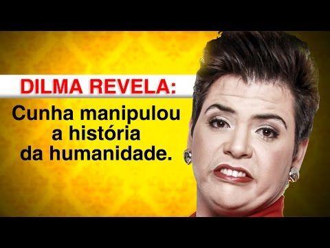 Cunha manipulou a história da humanidade