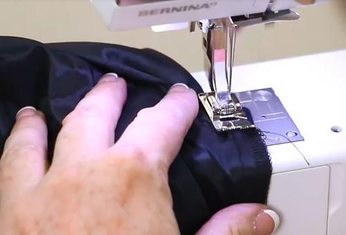 How to Sew: Skirt Hem Part 2   AllFreeSewing.com