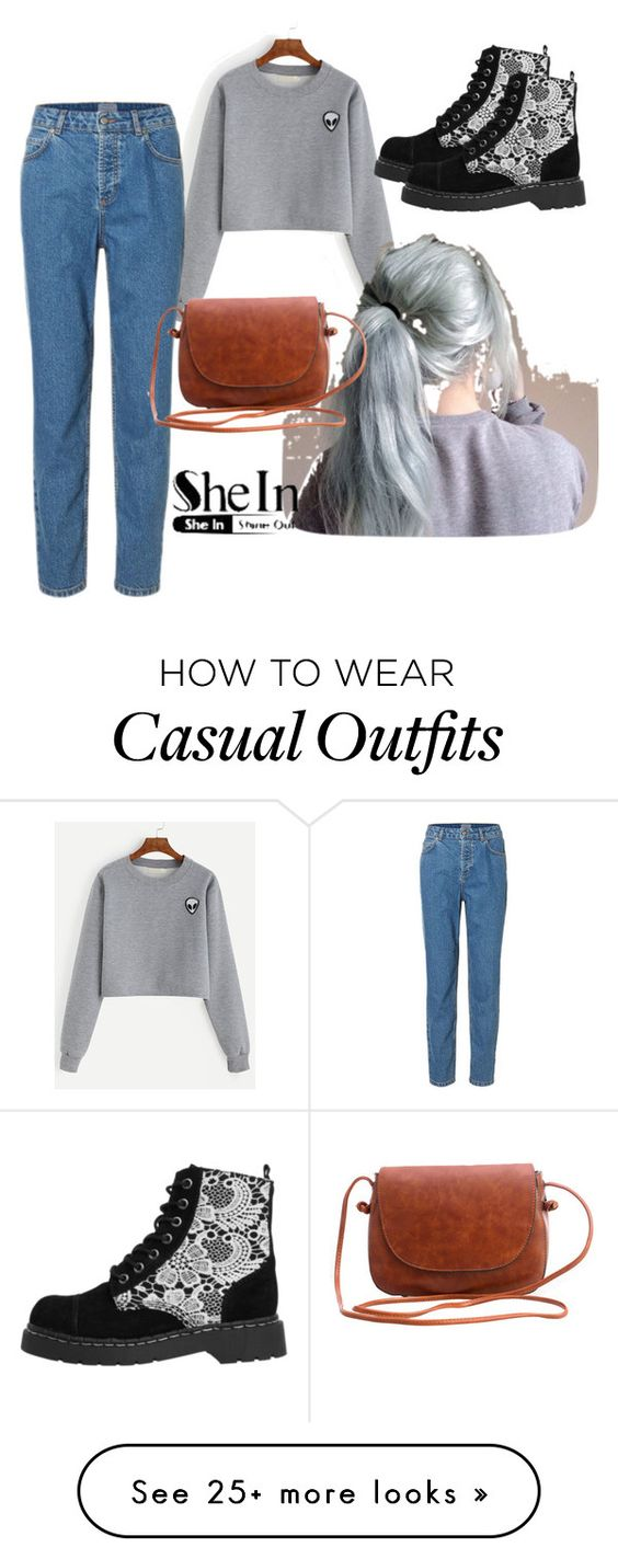 """Casual Friday"" by faeryrain on Polyvore featuring T.U.K."