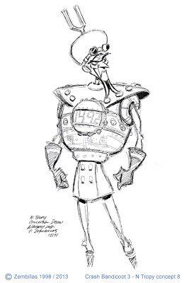 Charles Zembillas: Crash Bandicoot - Origin of N Tropy - Part 4