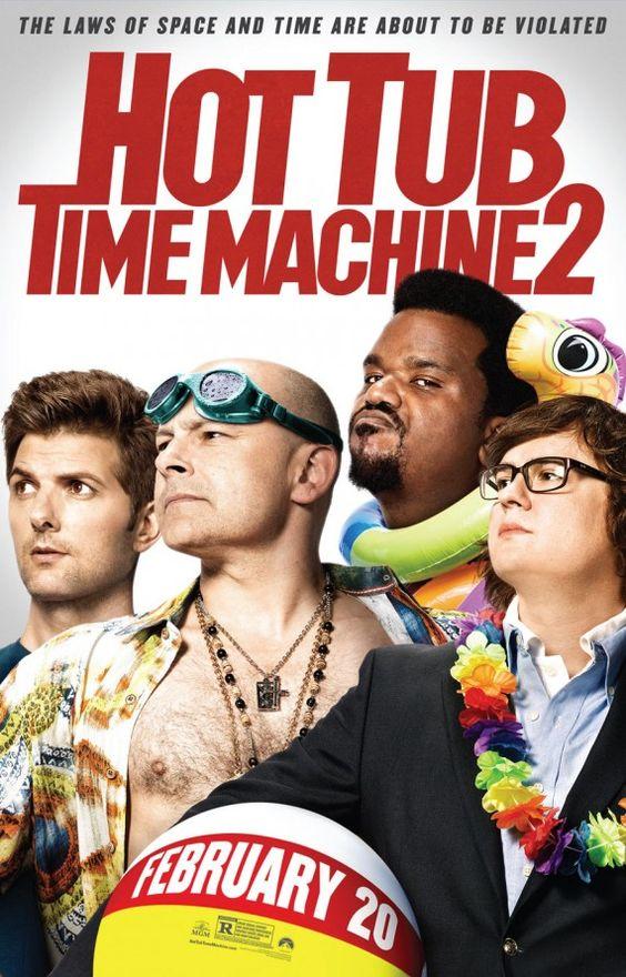 Baixar A Ressaca 2 2015 (Hot Tub Time Machine 2) - Baixeveloz