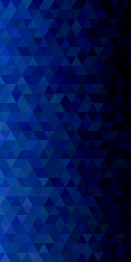 Geometric Abstract Regular Triangle Tile Pattern Background