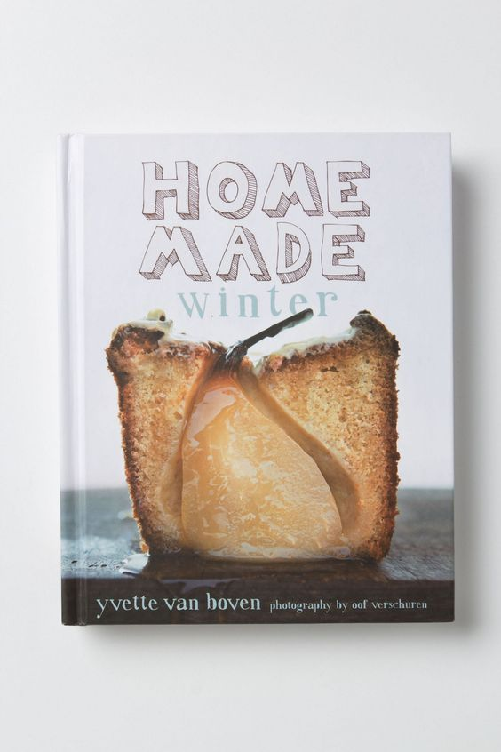 Freelance food stylist Yvette van Boven turns mouth-watering classics into effortless adventures. Even beef sausage and Baileys becomes ever-so-elementary with her step-by-step directions and original, hand drawn artwork that never fail to liven the spirit during winter's long months.
