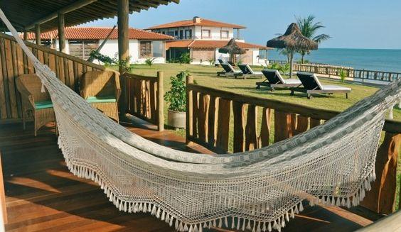 #JSHammock  Hotel Vila Selvagem (Maceio, Brazil) - Jetsetter