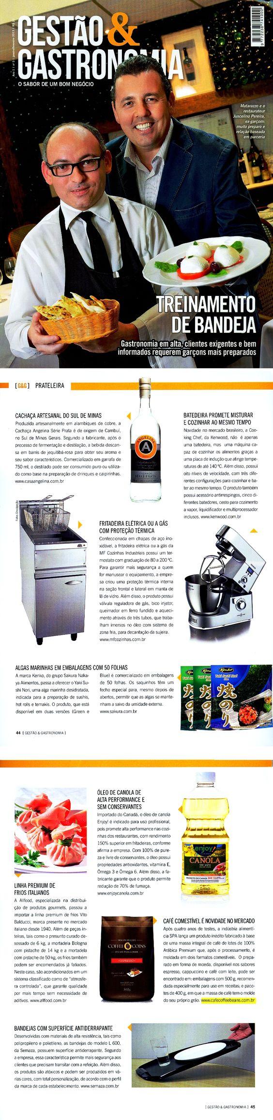 Revista Gestão & Gastronomia