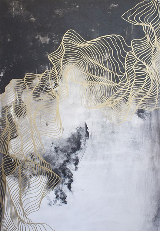 the seen and the unseen - Tracie Cheng Art