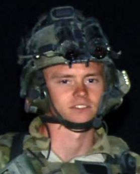 Staff Sergeant James R. Patton, 23, of Fort Benning, Georgia, died April 18, 2010, in Tikrit, Iraq, of injuries sustained as the result of a helicopter crash.  He was assigned to the 3rd Battalion, 75th Ranger Regiment, Fort Benning, Georgia.