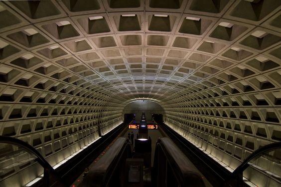 DC underground   by Rozanne Hakala