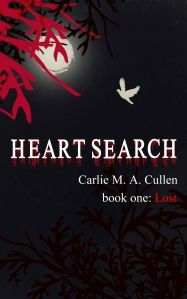 Heart Search-Lost cover reveal!!