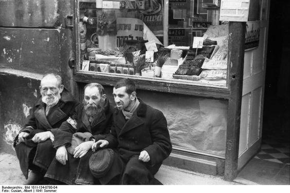 Jewish Getto ,Poland