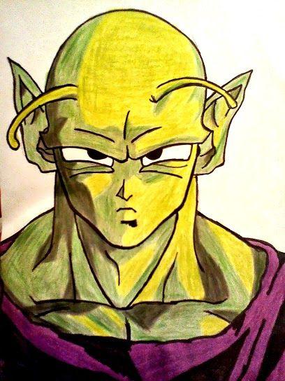 Piccolo dans le manga dragon ball z