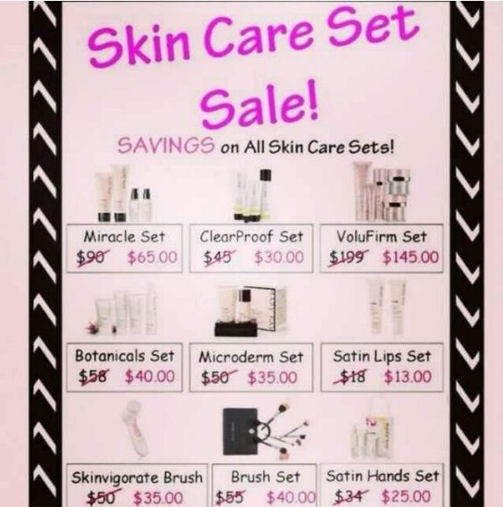 Support small businesses on Pink Friday!!! Take advantage of this Skin Care#Sale!on #blackfriday. Online shoppers please visit my website at www.marykay.com/amandabc