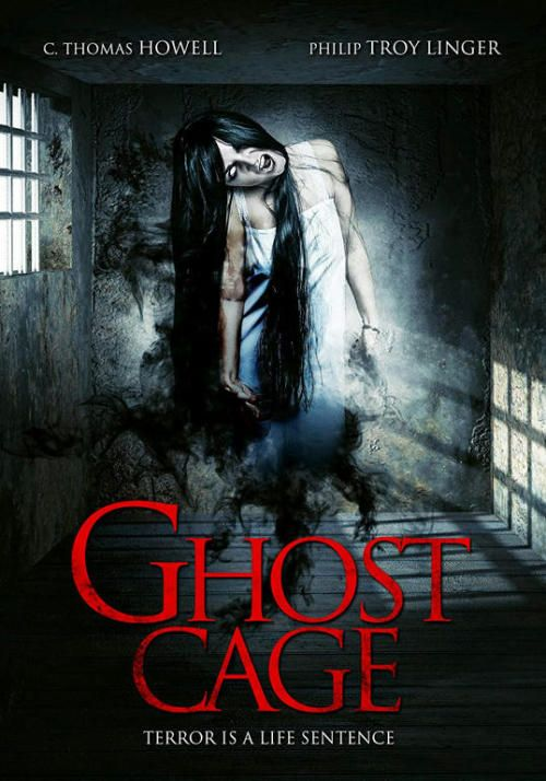 Ghost Cage 2009 Available March 16 Horror Horrormovies In 2021 Horror Movies Ghost Exploitation Movie