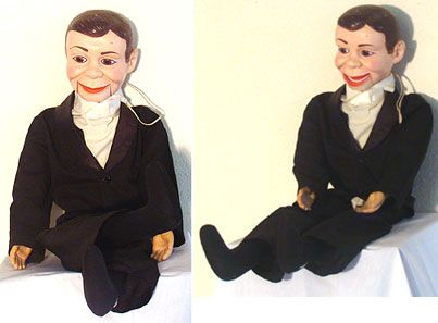 1977 Vintage Ventriloquist Dummy - I always wanted one!!! They were always in the JC Pennys and Sears Christmas Book!!