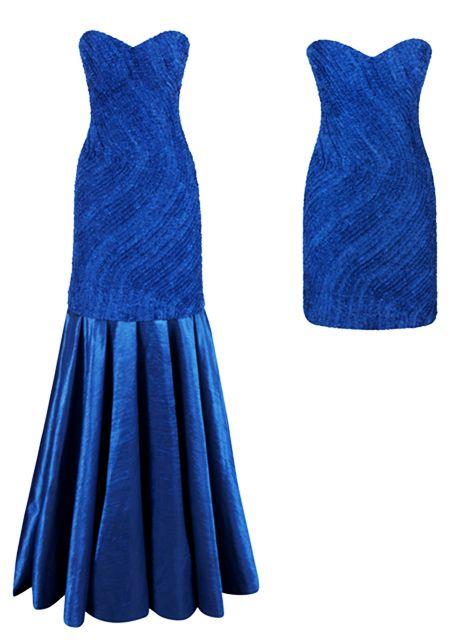 transformar vestido curto em longo - Pesquisa Google