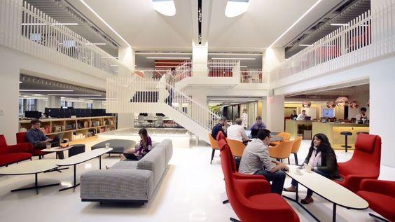 "Vídeo: Como o ""Activity Based Working"" está revolucionando os escritórios"