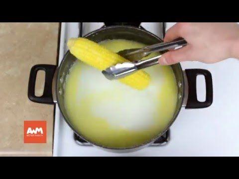 Et si votre façon de cuire le maïs n'était tout simplement pas la bonne? - Trucs et Astuces - Ma Fourchette