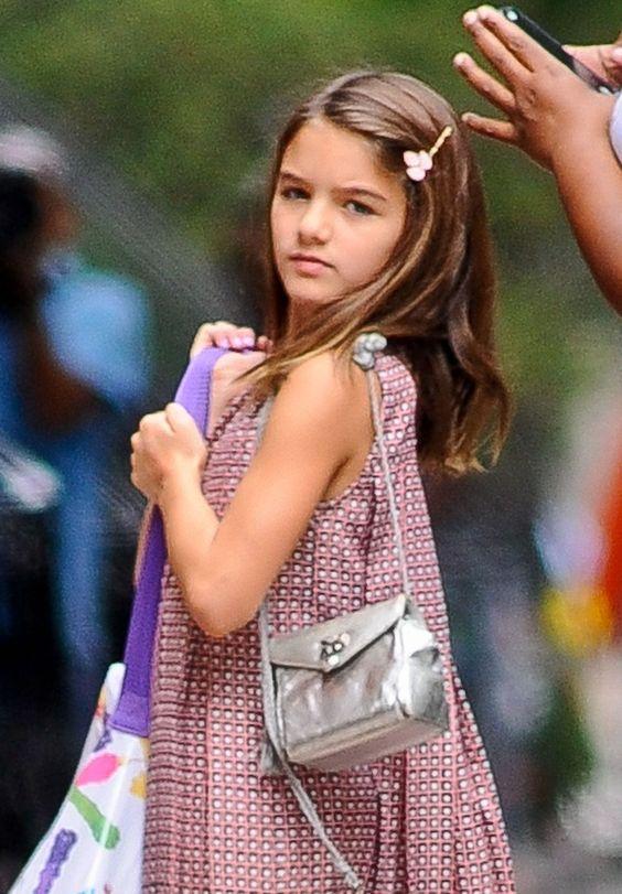 Tom Cruise/Katie Holmes daughter Suri Cruise | Cute ...