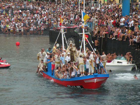 Fiestas de la Virgen del Pino