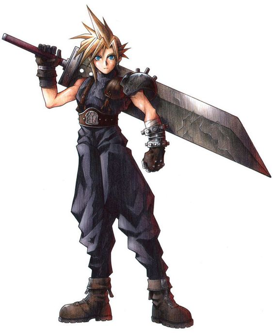 Final Fantasy VII: Cloud Strife