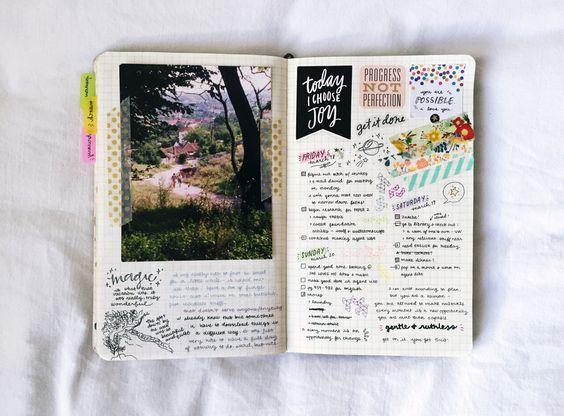 Art journal inspiration.