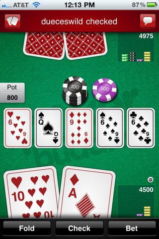 Poker Buddies App: Extremely Addictive iPod Touch Application - http://www.facebook.com/100714010004002/posts/837324766342919