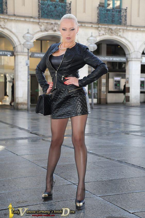Good Morning Madam In German : Arrogant mistress photo fetish vanessa pinterest