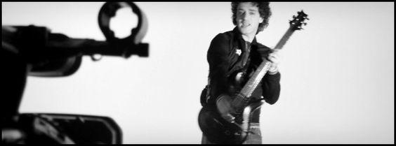 """GUSTAVO CERATI: Backstage rodaje videoclip de """"La Excepción. #Cerati  Álbum: Ahí…"""