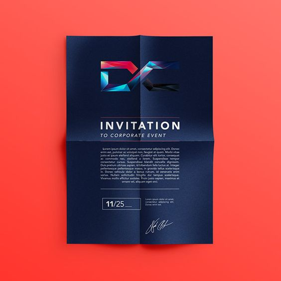 DC Solutions rebranding on Behance