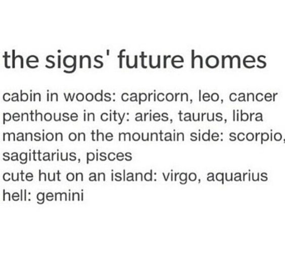 I think mine would actually be in a penthouse in the city cuz i'm terrified of the woods