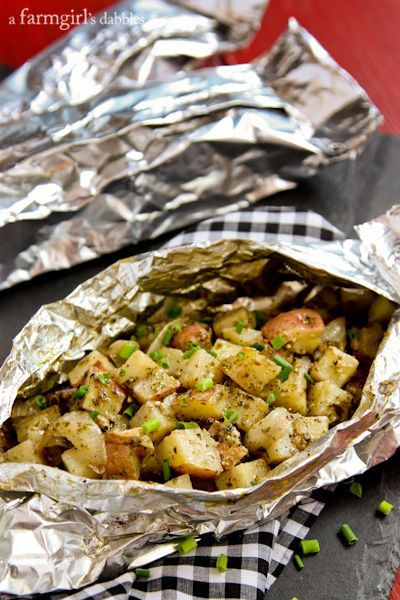 Grilled red potatoes, Pesto and Potatoes on Pinterest