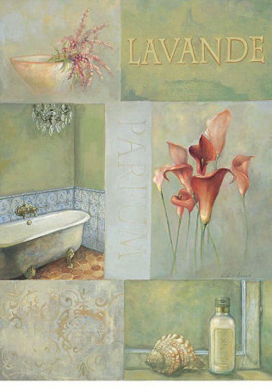 Para el cuarto de ba o manualidades and pintura - Cuadros para cuarto de bano ...
