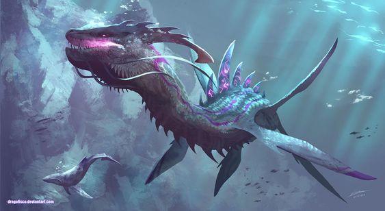 [Besta Aquática] Dragão Acedente  de Killura Ee89527afae429d20a3613ed8be063fb