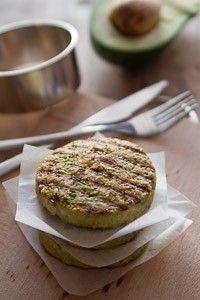 Burger di pollo e avocado - Brodo di coccole