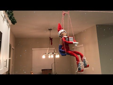 Elf On The Shelf Caught Moving Youtube In 2020 Elf On The Shelf