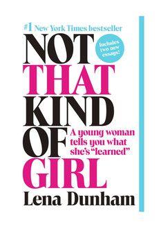 Penguin Random House Not That Kind of Girl